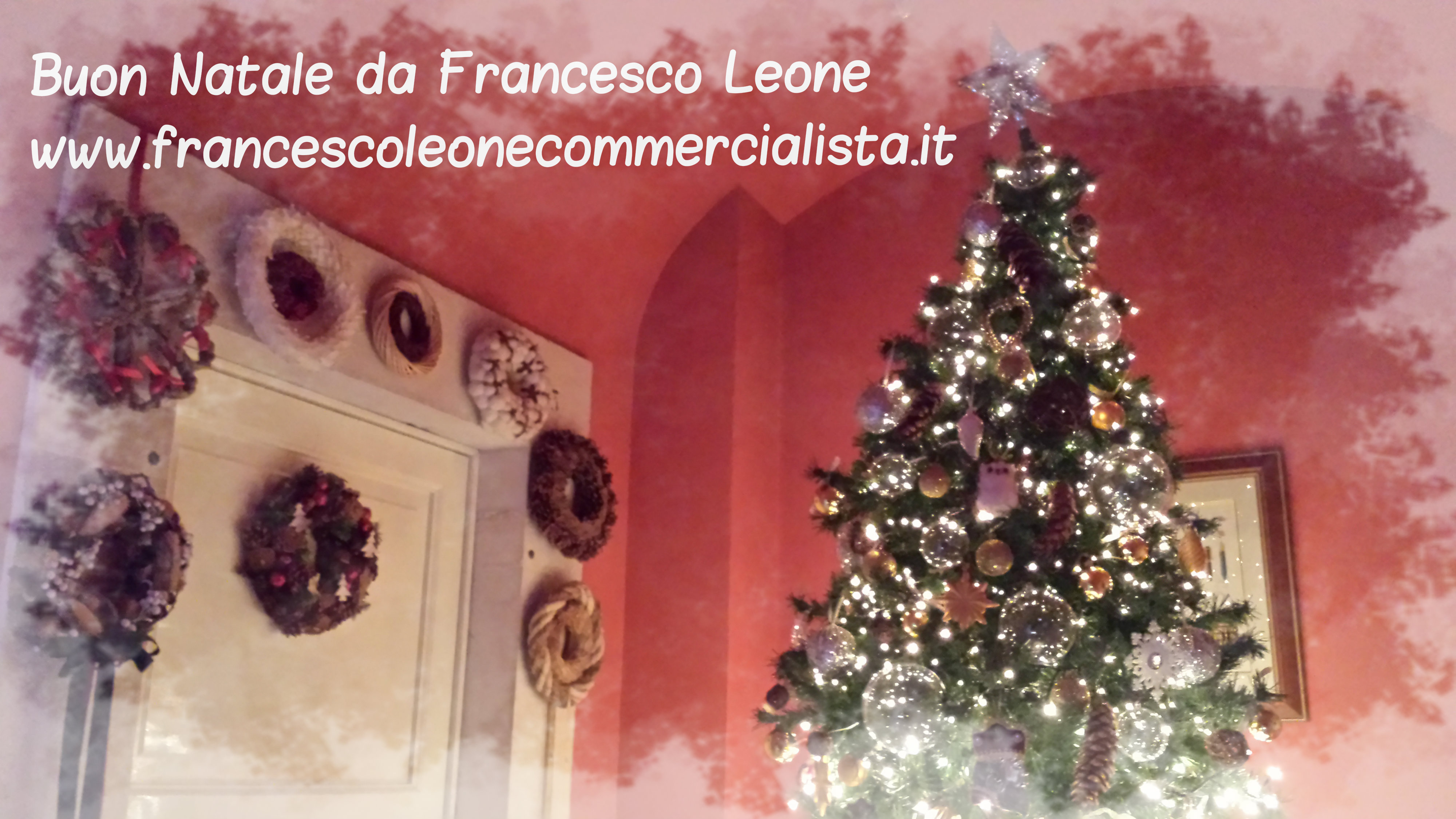 Auguri Professionali Di Natale.Auguri Di Buon Natale 2015 Francesco Leone